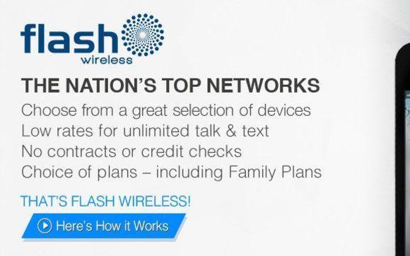 Flash Wireless (Verizon) by Urban Amerika in Lanham, MD