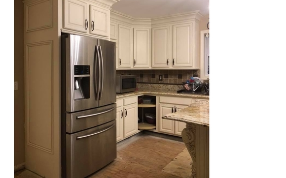 Painted Kitchen Cabinets By Crawford Krebs Paint And Design Group