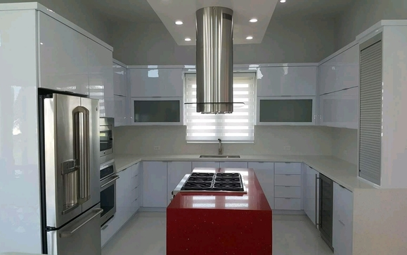 Kitchen Cabinets And Counter Tops By Mgm Quartz More In San