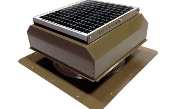 Solar Attic Fans by Brick City Solar, LLC in Ocala, FL