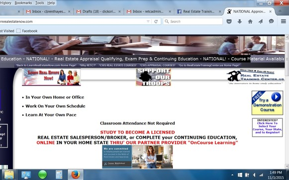 NATIONWIDE APPROVED ONLINE CEs & PRELICENSING COURSES by