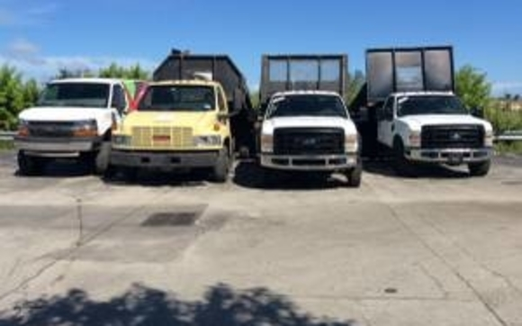 Chevrolet Express, GMC, Ford trucks by Tropical Motors Cargo