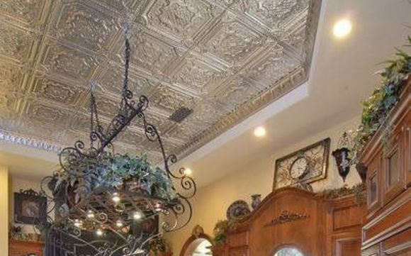 Beautiful And Affordable Diy Decorative Ceiling Tiles Wall Art Backsplash Rolls Are The Perfect Design Statement For Any Home Office Or Place Of