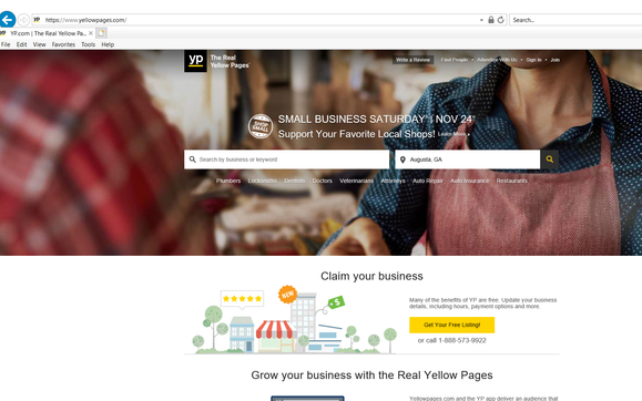 Internet Yellow Pages by Thryv in Augusta, GA - Alignable