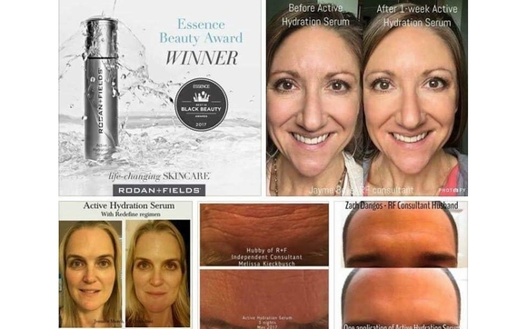 Active Hydration Serum by Anna Thomas - Rodan and Fields