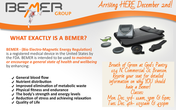 Bemer by Breath of Green in Branson, MO - Alignable