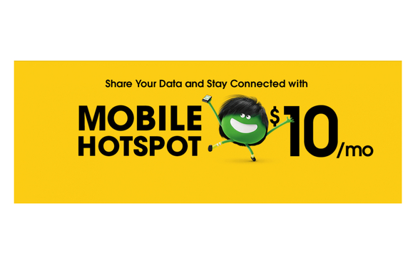 Mobile Hotspot By Cricket Wireless Authorized Retailer In