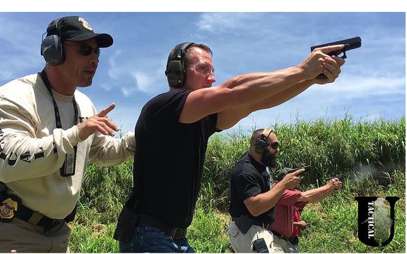 GUNFIGHTING 101 - Real World Street Level Gun Fighting by