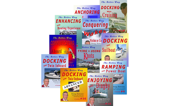 Boat Docking Lessons by Boating With Dawsons in Owen Sound, ON