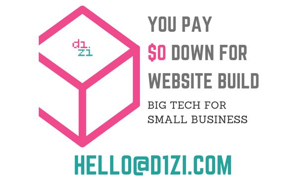 Website Design and Development by D1ZI Web Design & SEO