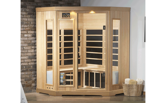 A New Standard In Infrared Sauna Design And Performance