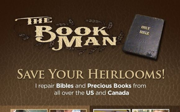 Book repair by The Book Man in Green Bay, WI - Alignable