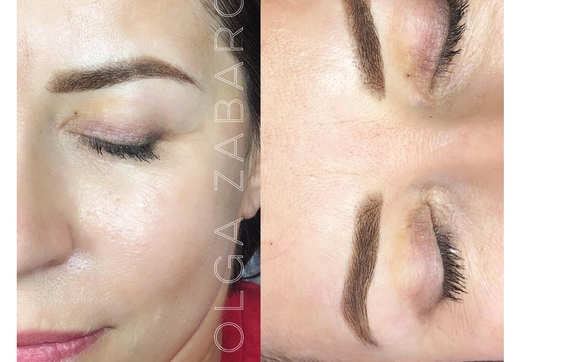 Permanent Makeup Cosmetics Microblading Shading Eyelash