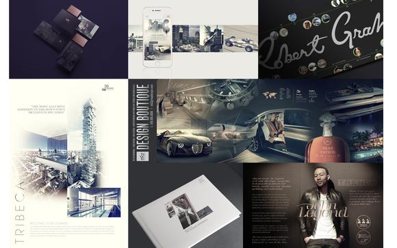 Branding Design Samples by mk2groupdesign/ Design Agency in