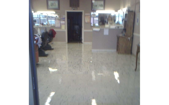 Vct Refinishing Strip And Wax By Atlantic Floor Maintenance 904