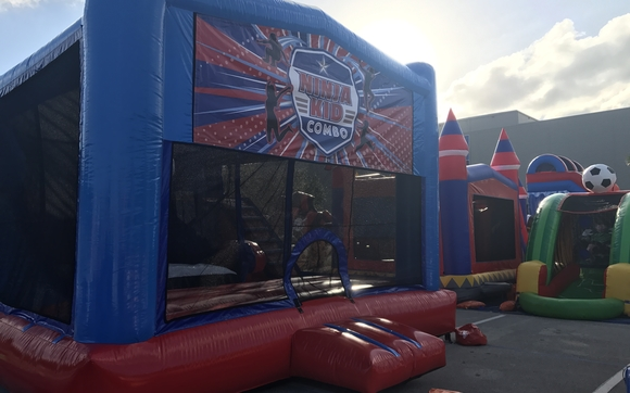 Bounce House Rentals Chattanooga by Mechanical Bull Rental