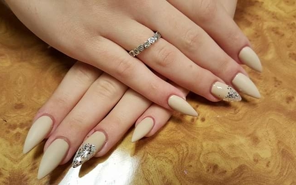 Nails, manicures, pedicures, brow waxing, nail art, nail charms, gel ...