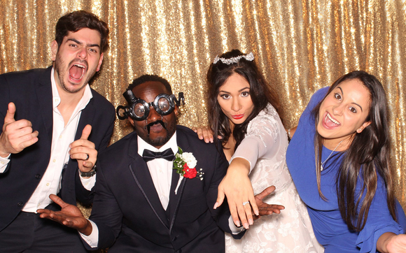 Photo Booth Rentals - Open Air Booth by Flamigos Photo Booth in