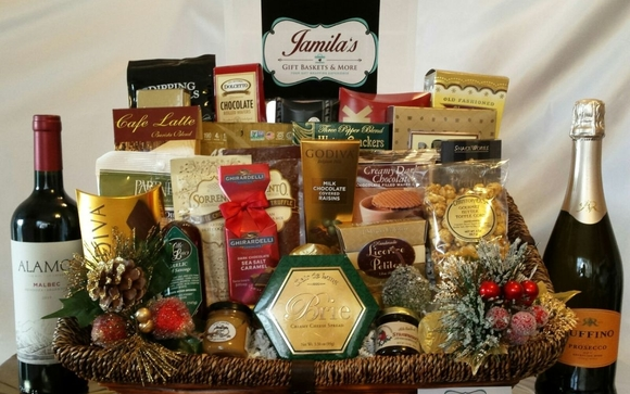 Are you looking for that right gift for that special client? Give Jamilau0027s Gift Baskets and More LLC a call today! & Corporate Baskets or Hotel Gifts by Jamilau0027s Gift Baskets and More ...
