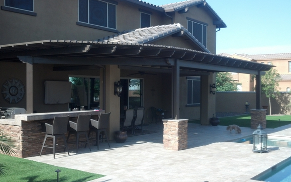 Alumawood Patio Cover Kits By Patio Covers & Exteriors LLC