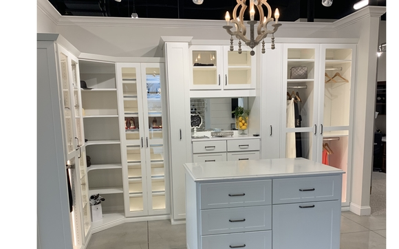 Storage Solutions By Carolina Closets In Anderson, SC ...
