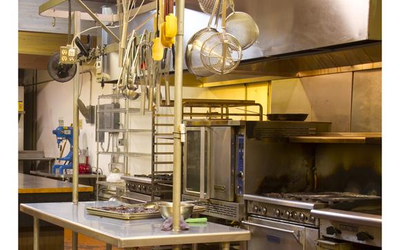 Fantastic Commercial Kitchen Space Rental By Usi Kitchen Rental In Download Free Architecture Designs Estepponolmadebymaigaardcom