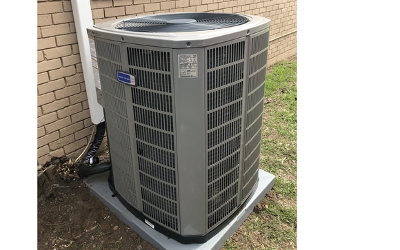 American Standard Air Conditioners by Ashford Mechanical in