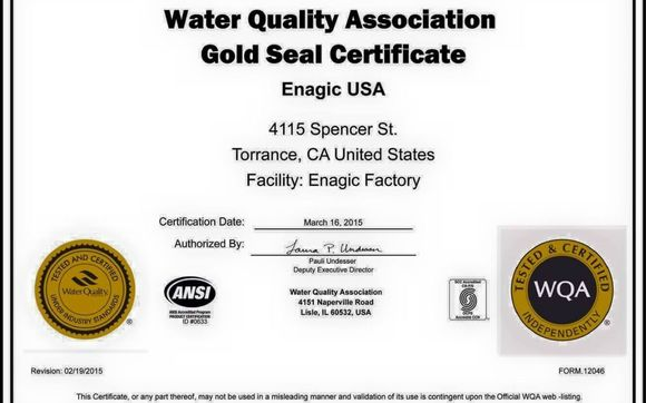 Kangen Water Units for Home or Business Use by Kangen Waters of