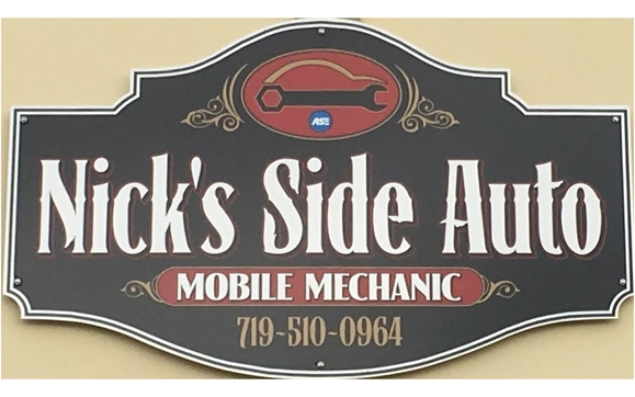 Mobil Auto Mechanic By Nick S Side Auto In Colorado Springs
